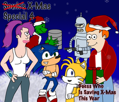 Sonics XMas Special 4 Poster by sweetkat22