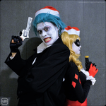 CosFest Christmas 2015 - Mister And Miss J by NeoVersion7