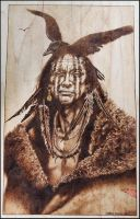 Tonto by Debbie-Trotter