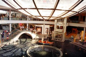 Photo: Indoor River by gomimushi