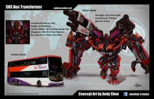 SBS Bus Transformer by AndiMoo