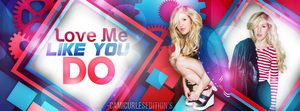 +PORTADA: Love Me Like You Do by CAMI-CURLES-EDITIONS