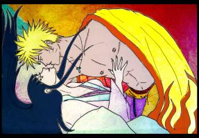NaruHina_Winter And Summer by SoulOfPersephone
