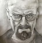 Breaking Bad: Walter White by impwings