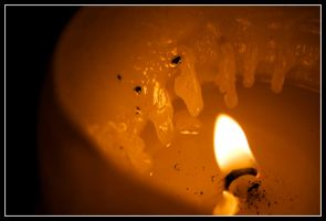 candle I by mietze-katz