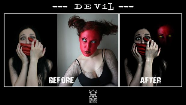 devil_before-after by the-art-of-matth