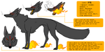 Sloppy Loki Ref (beast form) by Koukouvayia