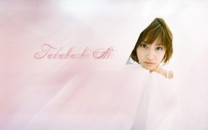 Takahashi Ai Simple Pink by pgSemen