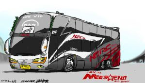 Meeseang Bus by ngarage
