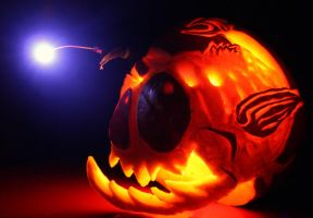 Lantern fish by nodeofranvier