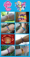 Pony Bracelets Set #1 - Main 6 by Kai45