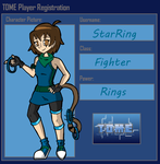 StarRing Player Registration by BillyBCreationz