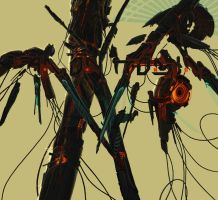 Amon Tobin - design 1 by jamesjulier
