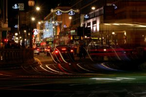 Oxford Street by SeleneChoiseul
