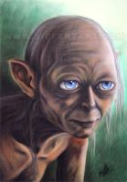 Gollum by siffert