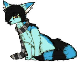 : PC : Feral for LizzyKitsune by Homohelvetti