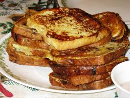 French Toast for X-mas by BigMac1212