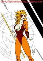 Cheetara Thundercats By Violencejack666 by Kenkira