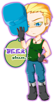 APH: Beer Please... by allyoucaneater