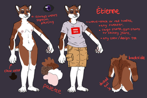 etienne anthro ref 2014 by cakenugget