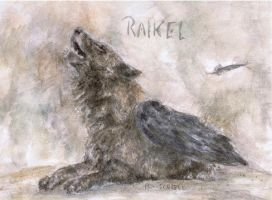 Raikel for Wenigwolf by Pen-scribble