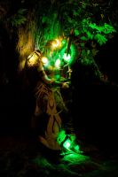Night - Druid Tier 8 by KamuiCosplay