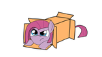 Pinkamena in a Box by genesimmons90