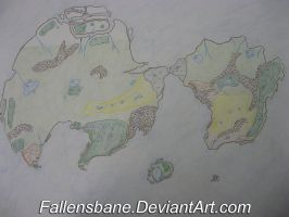OLR Northern Map by Fallensbane