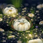 Snow Lotus by fractist
