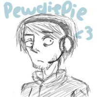 Pewdiepie. by SushiLoid15