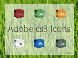 CS3 Icons by MLZ
