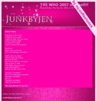 Pink css journal by mj-coffeeholick