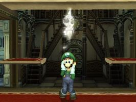 Luigis mansion by MarioXfiles