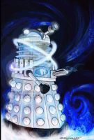Dalek Time Controller +animated gif+ by DalekMercy
