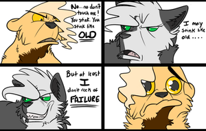 CotW - Failure Comic by RocketMeowth