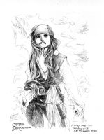 Captain Jack POTC4-2 by amoykid