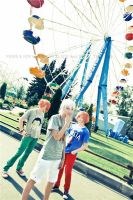 Ouran: Ferris Wheel by Feeri-Theme