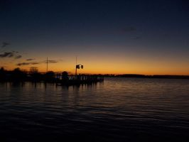 Point Lookout Marina by mobydisk