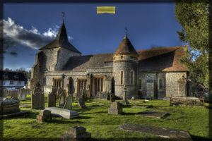 St Michaels -  Mickleham 3 of 3 by MikeyMonkey