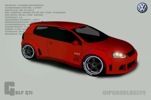 Golf GTi by Vipervelocity