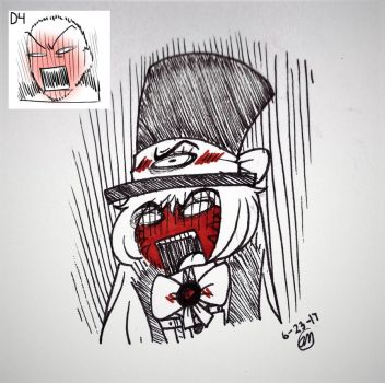 Expression Meme: D4 by ShadowBunny89
