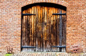 Stable Door by jeffcrass