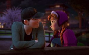 Tadashi and Anna by Simmeh