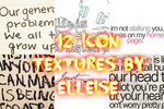 12 icon textures by Elleise by elleise