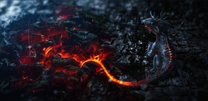 Where dragons are born by cat-meff