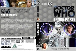 34. Doctor Who - Spare Parts by DrWho50thAnniversary