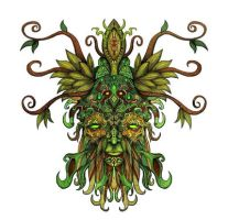 The Green Man by Nonsense-Prophet