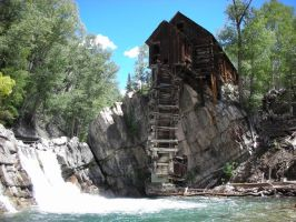 Crystal Mill by MilitaryPawn