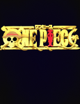 One Piece logo (3D) Gold by one-piece-finder