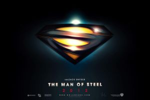 SUPERMAN : MAN OF STEEL SHIELD by Medusone